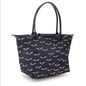 17a4cf64eb3d Longchamp Bags - Le Pliage Chevaux Ailes Large Tote